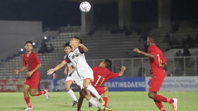 Jadwal Siaran Langsung Timnas U-16 Indonesia Vs China, Laga Krusial Penentu Juara Grup