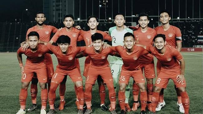 Live Streaming RCTI Timnas U-23 Indonesia vs Vietnam di Kualifikasi Piala Asia U-23, Pukul 20.00 WIB