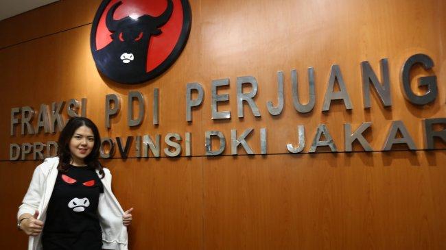 Tolak Sanksi Pidana, Tina Toon Usul Pelanggaran Masker Dihukum Jadi PPSU
