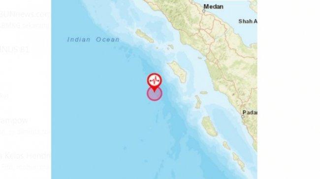 Tak Ada Korban Jiwa dan Diguncang Gempa Susulan, Ini Kondisi Terkini Nias Barat Pascagempa M 6,7