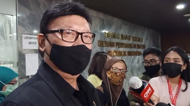 Namanya Dicatut Kasus CPNS Bodong Anak Nia Daniaty, Menteri Tjahjo Kumolo Minta Waspadai Percaloan