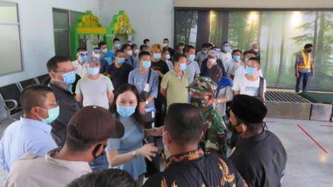 Pemerintah Diminta Perketat Pengawasan Aktivitas Warga China di Dalam Negeri