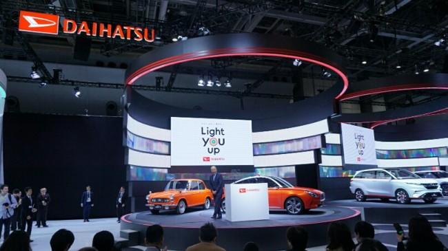 Tiga Mobil Konsep Tawaran Daihatsu untuk Pasar Kompak Global