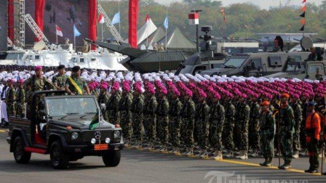 Perubahan Nama TNI: Mulai dari APRI, ABRI, hingga Kembali Menjadi TNI