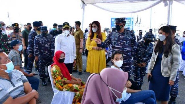 KSAL: 872 Ribu Masyarakat Nelayan Pesisir dan Pulau Sudah Divaksinasi