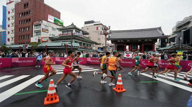 Ketua Paralimpiade Tokyo Ucapkan Terima Kasih, Masyarakat Jepang Tak Berkerumun dan Menjaga Prokes