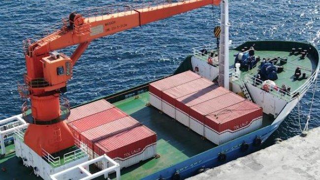 Tujuh Tahun Tol Laut Layani 32 Trayek, Operasionalkan 32 Kapal, Singgahi 114 Pelabuhan