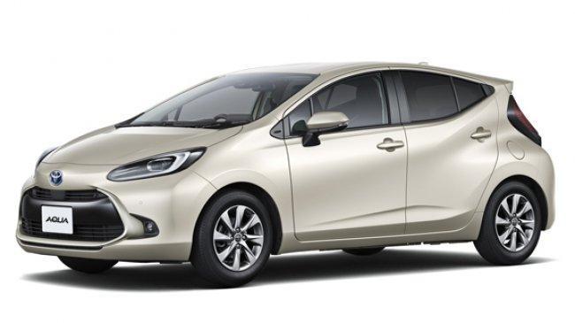 Toyota Luncurkan Mobil Hybrid Aqua Generasi Kedua di Jepang
