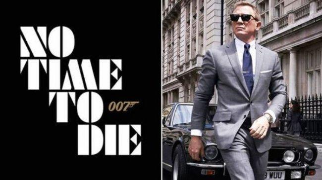 Sinopsis Film No Time to Die, Aksi Daniel Craig sebagai James Bond Lawan Safin, Rilis 30 September