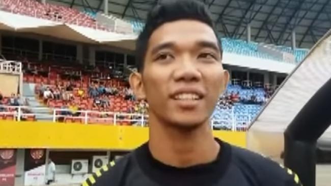 Try Hamdani Bermain Ful Saat Persita Tangerang vs Persipura, Belum Tentu Jadi Kiper Utama