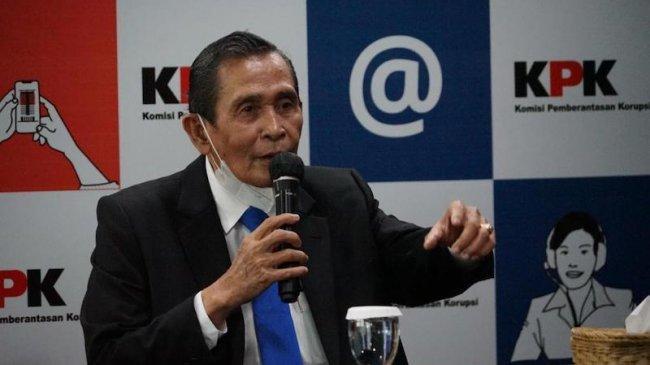 Ketua Dewas KPK Tumpak Hatorangan Dirawat di Rumah Sakit karena Serangan Jantung