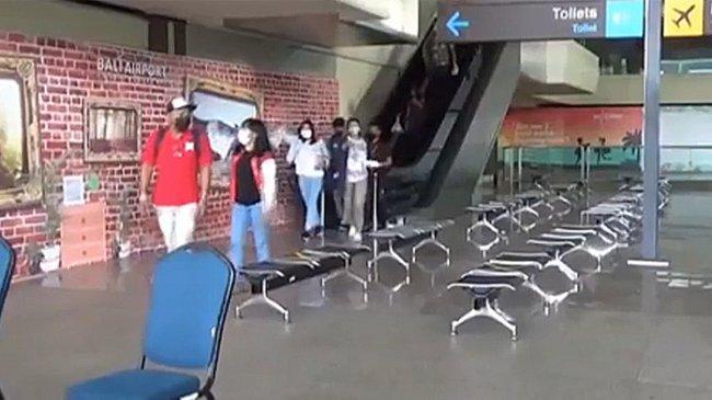 Penerbangan Internasional di Bandara Ngurah Rai Dibuka, Turis Asal Jepang Mulai Berdatangan ke Bali