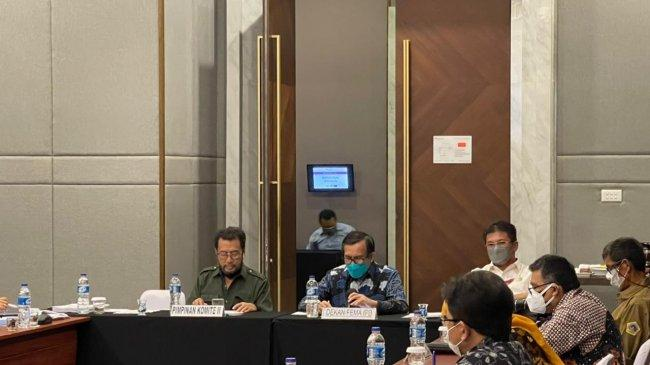 Komite II DPD RI dan IPB Lakukan Uji Sahih RUU SP3K