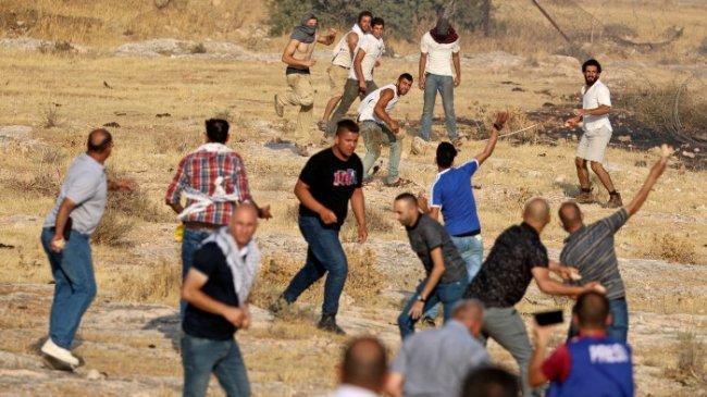 140 Warga Palestina Terluka dalam Konfrontasi dengan Pasukan Israel di Tepi Barat