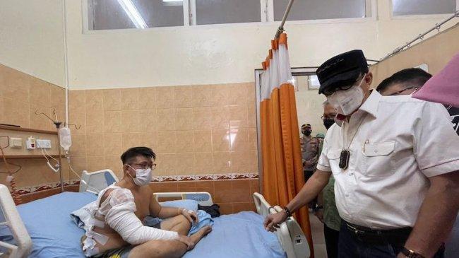 Kondisi 2 Pasien Korban Kebakaran Lapas Tangerang Membaik, 1 Kritis Akibat Trauma Inhalasi