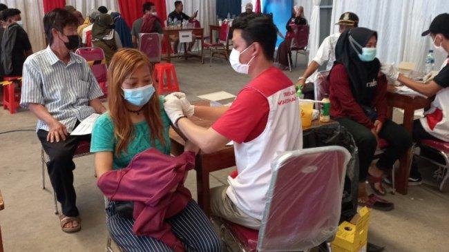 Dukung Pemulihan Ekonomi Akibat Dampak Pandemi Covid-19,ARFI Gelar Vaksinasi