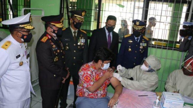 Ketua MPR Soroti Cakupan Vaksinasi Covid-19 Anak Usia 12-17 Tahun Masih Jauh dari Target