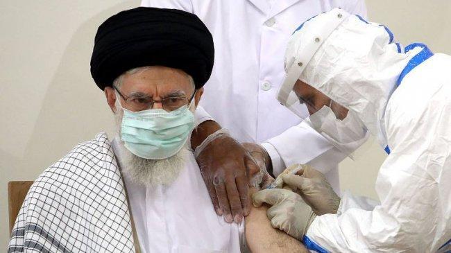 Pemimpin Tertinggi Iran Ali Khamenei Diminta Memberlakukan Lockdown yang Diawasi Militer