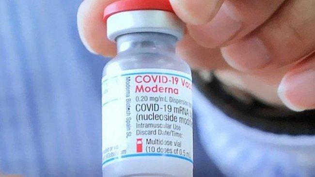 Vaksin Moderna Dihentikan Sementara di Eropa, Waspada Jika Alami KIPI Nyeri Dada dan Sulit Bernapas
