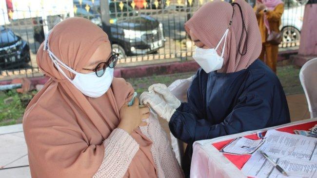Gandeng Polda Banten, Wilmar Gelar Vaksinasi untuk Masyarakat