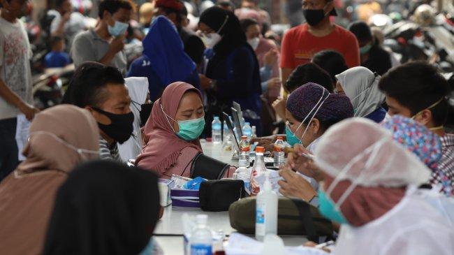 Kemenkes: Jumlahnya Terbatas, Vaksinasi Booster Hanya untuk Tenaga Kesehatan