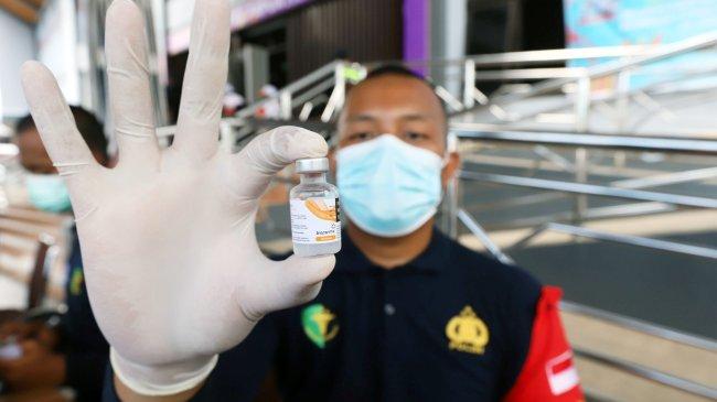 Prioritas yang Kasusnya Tinggi, Epidemiologi UI: Vaksinasi Covid-19 di Indonesia Memang Tidak Merata