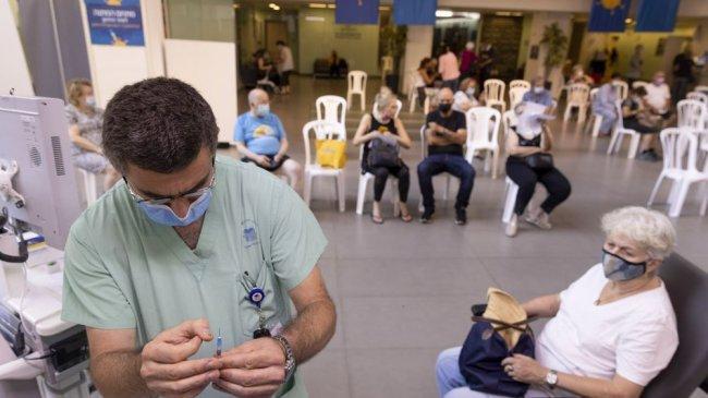 Israel Siap-siap Gunakan Dosis Keempat Vaksin Covid-19