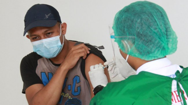 Daftar Online Vaksin Covid-19 di PeduliLindungi dan Vaksin Loket, Ini Linknya