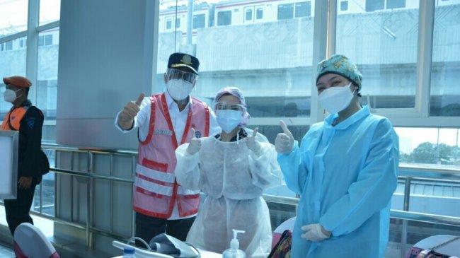 KCI Diminta Bantu Percepatan Program Vaksinasi Melalui Stasiun-stasiun di Jabodetabek