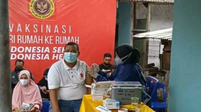 Program Vaksinasi Covid-19 Door To Door Sasar 1.000 Siswa di Balikpapan