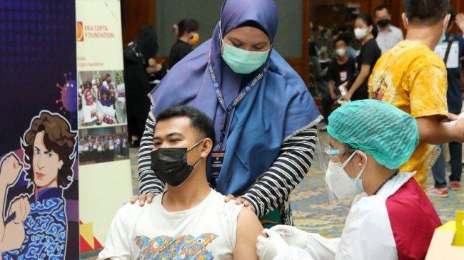Sasar 70.000 Peserta, AM64 Lanjutkan Vaksinasi Covid-19 untuk Suntikan Dosis Ke-2