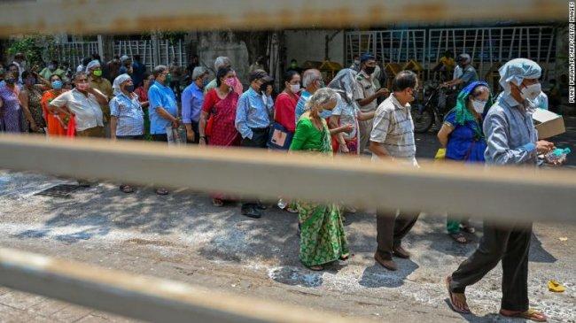 Ribuan Orang India jadi Korban Penipuan Vaksin Covid-19 Palsu, Dokter dan Pekerja Medis Ditahan