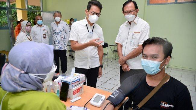 Ketua Umum PII: Vaksinasi Cara Paling Nalar untuk Meningkatkan Imunitas