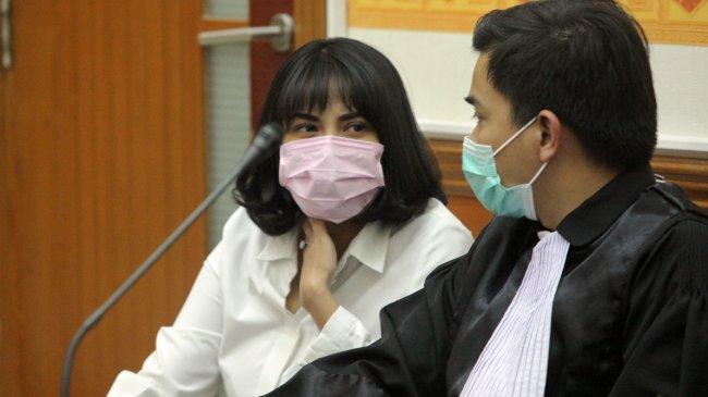 Ditinggal Vanessa Angel ke Penjara, Bibi Ardiansyah 10 Persen Pikirkan sang Istri, Selebihnya . . .