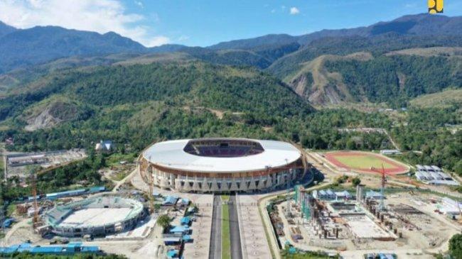 15 Tower Disiapkan Untuk Akomodasi Atlet hingga Pelatih di PON XX Papua