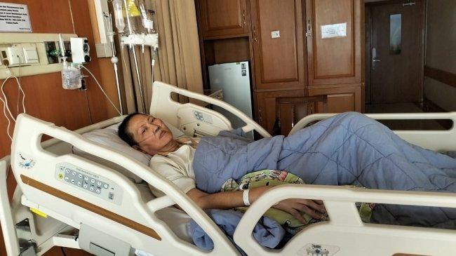 Legenda Bulutangkis Indonesia Verawaty Fajrin Terbaring Lemah di RS Dharmais