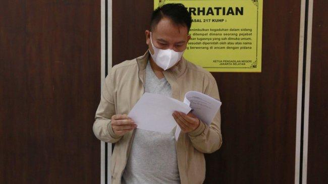 Kabar Duka, Ayah Vicky Prasetyo Meninggal Dunia