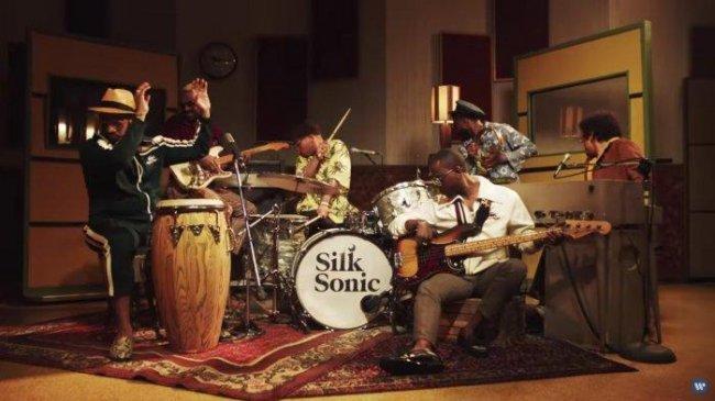 Chord Gitar Leave The Door Open - Bruno Mars ft. Anderson Paak, Silk Sonic: Imma leave the door open
