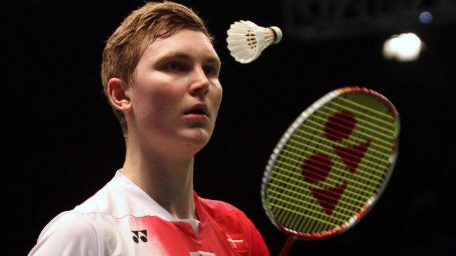 Viktor Axelsen Sanjung Anders Antonsen, Pantas jadi Juara BWF World Tour Finals 2020