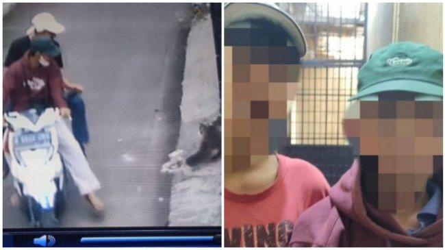 VIRAL 2 Pemuda Curi Kucing Seharga Rp 15 Juta, Pelaku Dijebak Korbannya, Ditangkap saat COD