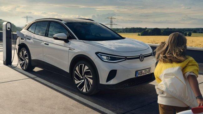 VW Buka Program Sewa Mobil Listrik ID.4 dan ID.3 Akhir Tahun Ini, Berikut Biayanya