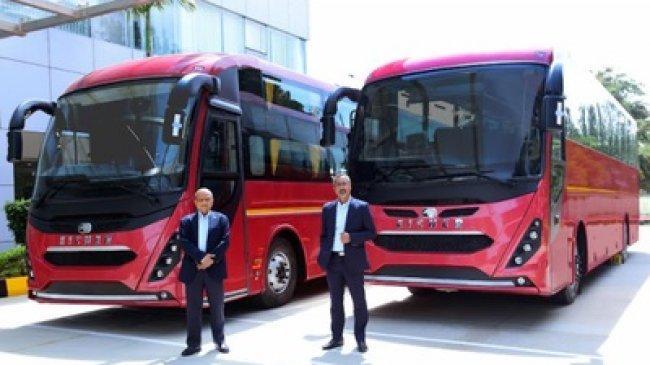 Volvo Kenalkan Sleeper Bus Khusus Layanan Antar Kota