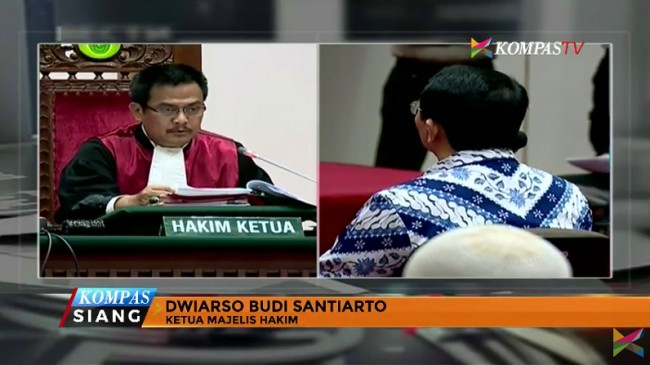 Calon Hakim Agung Dwiarso Jelaskan Pentingnya RUU Perampasan Aset