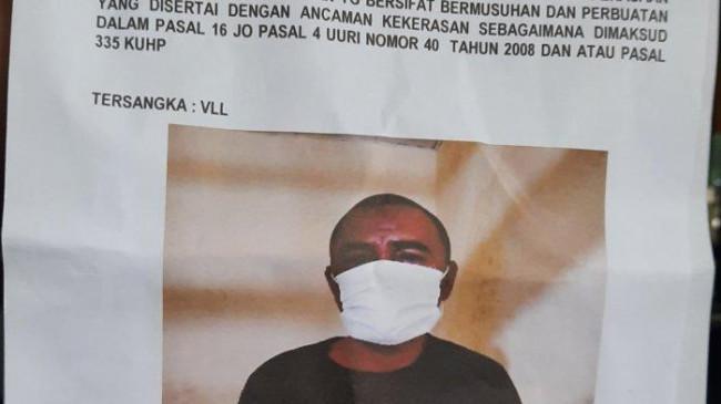 Diringkus Saat Lagi Karaoke di Slawi, Pria Penghina Suku Betawi yang Viral Terancam 5 Tahun Penjara