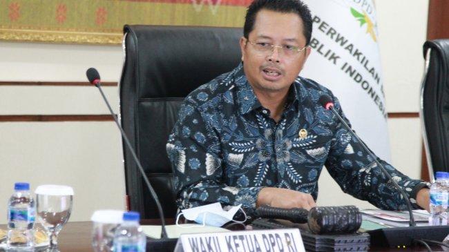 Wakil Ketua DPD RI: DPD Selama Ini Cuma Jadi Etalase Politik