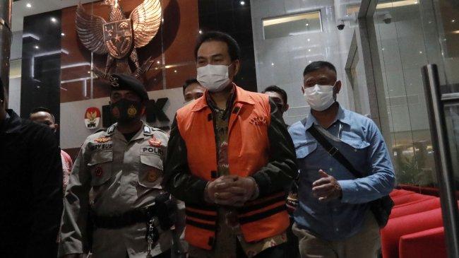 Lewat Rekening Pribadinya Azis Syamsuddin Transfer Uang Muka Suap Rp 200 Juta ke Rekening Maskur