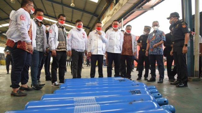 Satgas Lawan Covid DPR Dukung Kemudahan Izin Masuk Produk Alkes
