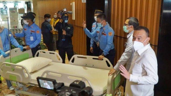 Sambut Baik Usulan Kompleks Parlemen Jadi RS Darurat, Sufmi Dasco Paparkan Beberapa Kendala