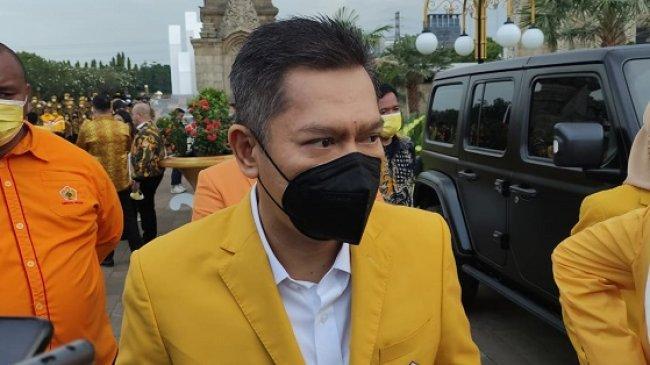 Respons Partai Golkar Sikapi Bupati Kuansing Andi Putra yang Terjaring OTT KPK
