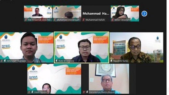 Wakil Rektor UMB: Teliti Memilih Program Magang Yang Memiliki Relevansi Dengan Bidang Keilmuan